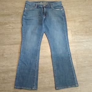 Old Navy Classic Rise Bootcut Jeans 12